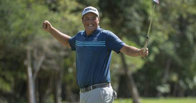 ¡Charlamos con Abel Gallegos, a días de su debut en Augusta!